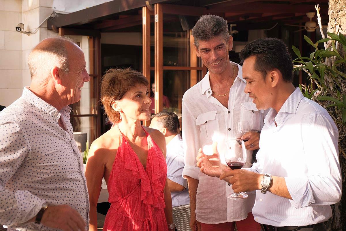 The Village - Wine Tasting (4)